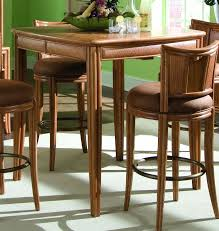 high pub table set tall bar table set in chic 6 chairs along with 4 chairs for lear