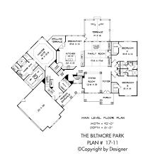 biltmore park house plans by garrell associates inc