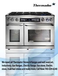 Toaster Oven Repair Thermador Appliances Repair Same Day Service In Northern Va
