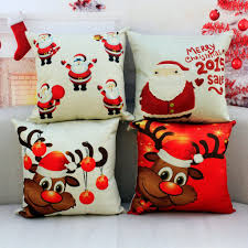 Christmas 10xas Throw Pillows Covers Merry Inspirations