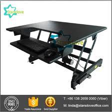 Adjustable Computer Desks Starsdove Adjustable Computer Keyboard Stand Height Adjustable Sit