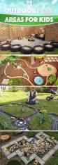 turn the backyard into fun and cool play space for kids play