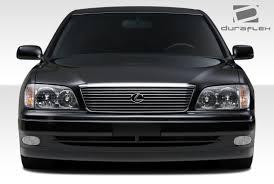 lexus is convertible body kit free shipping on duraflex 98 00 lexus ls series ls400 vip design