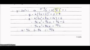 maths methods vcaa exam 1 2010 youtube