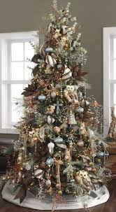 White Owl Christmas Decorations by Best 25 Owl Christmas Tree Ideas On Pinterest White Christmas