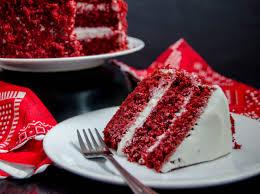 red velvet cake tort catifea rosie