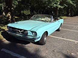 1965 mustang convertible for sale ebay ebay ford mustang 1965 convertible v8 289 for sale fordmustang