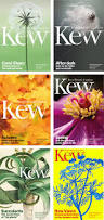 brand new new logo and identity for royal botanic gardens kew by