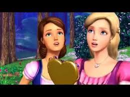 barbie diamond castle movie animation