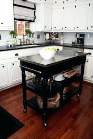 kitchen island cart with stainless steel top kitchen island rolling kitchen island cart how to build a on
