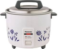 Panasonic Kitchen Appliances India Panasonic Sr W 18gh Cmb Electric Rice Cooker Price In India Buy