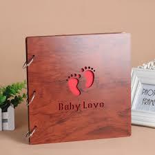 Vintage Wedding Album Aliexpress Com Buy 16 Inch Wedding Big Vintage Wooden Diy Self