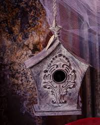 buy metal birdhouse with key at walking pants for only 24 95
