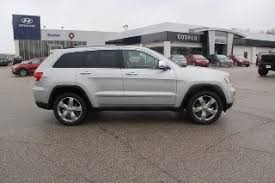 jeep overland for sale used silver jeep grand overland for sale from 3 250 to