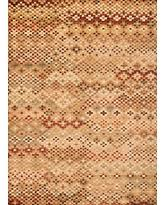 Area Rugs 8 By 10 Find The Best Deals On Abacasa Sonoma Jewels Aqua Celadon Rust Tan
