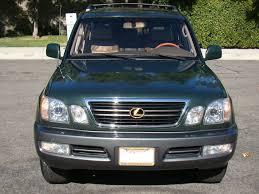 lexus lx470 v8 for sale for sale ca 2000 lexus lx 470 12 000 mileage 113k fully