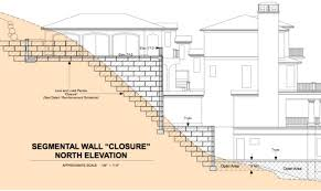 slope house plans awesome steep slope house plans 8 pictures building plans