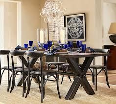 Nolan Fixed Dining Table Pottery Barn - Pottery barn dining room table