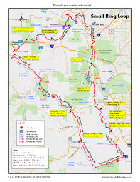 Great Loop Map Kerr Gulch Coloradobikemaps