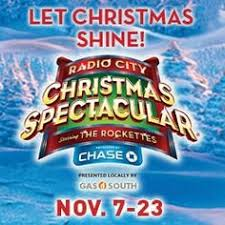 our annual visit to see the radio city spectacular plus