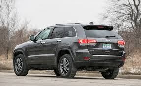 2017 Jeep Grand Cherokee In Depth Model Review Car And Driver