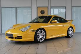 gold porsche gt3 used porsche 911 gt3 996 cars for sale with pistonheads