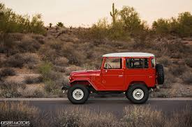 classic land cruiser 1978 toyota land cruiser fj40 desert motors com