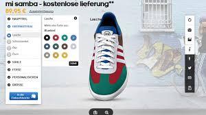 adidas selber designen hier werden sie zum schuh designer bilder screenshots
