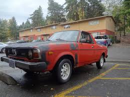 1993 subaru brat for sale 1979 subaru brat swap nasioc