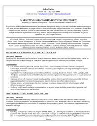 A Job Resume Sample by Best 20 Marketing Resume Ideas On Pinterest Resume Resume