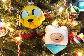 diy adventure time finn and jake ornaments tutorial