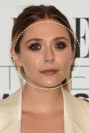 hairstyles for round face square jaw how to figure out your face shape in 4 steps beautyeditor