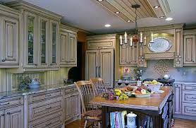 Timberland Cabinets Distressed Kitchen Cabinets Build Your Own Distressed Kitchen