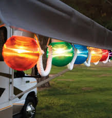 Globe Lights Patio Rv Awning Patio Globe Lights Rv Parts Country