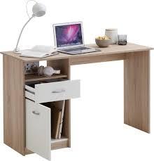 Schreibtisch Eiche Modern Schreibtisch Jackson Sonoma Eiche Nachbildung Weiß U0026 9654 Online