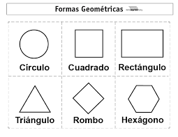 figuras geometricas todas geométricas para imprimir