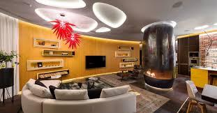 apartment in kiev ukraine glammfire exclusive fireplaces