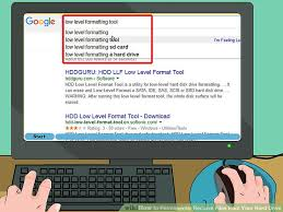 format hard disk tool how to permanently remove files from your hard drive 7 steps
