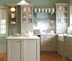 kitchen cabinets cost per foot how much do new installed painting