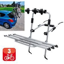 porta bici da auto portabici posteriore da auto per trasporto di max 3 bici nordrive