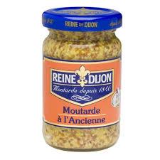 whole grain dijon mustard wholegrain mustard 90 g reine de dijon
