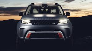 discovery land rover 2018 2018 land rover discovery svx wallpaper hd car wallpapers
