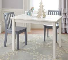 Kitchen Table And 2 Chairs by Carolina Small Table U0026 2 Chairs Set Pottery Barn Kids