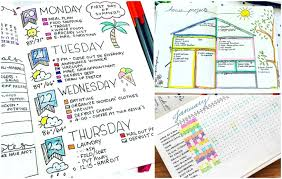 9 bullet journal ideas that u0027ll organize your entire life