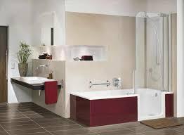 for long narrow baths to make them seem bigger neat bathroom tub