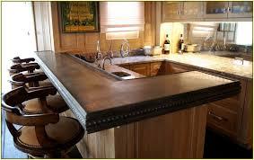bar countertop ideas u2013 home design inspiration
