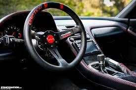 nissan 350z quick release steering wheel flush stanced acura honda nsx love that steering wheel tho