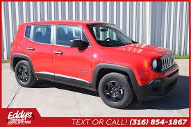 jeep avalon new 2017 jeep renegade sport suv in wichita ks area n11536