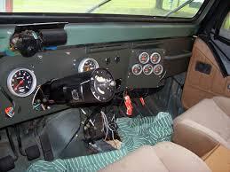 jeep wrangler custom dashboard jeep yj dash conversion custom dash jeep pinterest jeeps