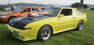 chrysler conquest custom other tsi